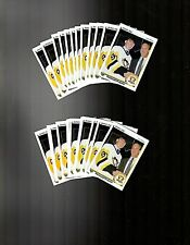 1990 UPPER DECK HOCKEY #356 JAROMIR JAGR RC LOT OF 22 NM-MT/MINT ROOKIE