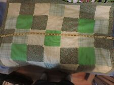 HAND MADE LAP OR BABY QUILT