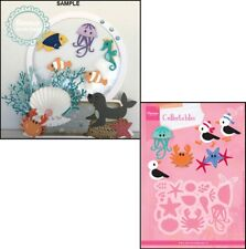 Marianne Design Collectables Eline's Seagull & Friends Craft Die Set COL1433