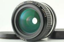 [Mint] Nikon NIKKOR Ai 28mm F2.8 Wide Angle Manual Focus MF Lens Japan #0857