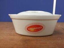 White Zodiac Essentials Casserole Dish, Cooking Pot, Vegetable Serving, Covered