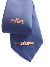 Royal Navy Submariners Tie & Tie Clip Set p306