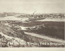 "NEWPORT BEACH Balboa Island Landing Field VINTAGE Photo Print 1483 11"" x 14"""
