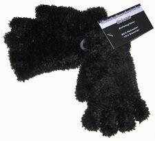 Stylish fingerless fluffy GLOVES - winter warmer - German product VEGAN clothing