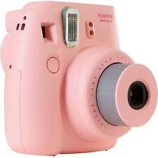 Foto instantánea Fuji Instax Mini 8 Cámara Rosa imágenes instantáneo en segundos, nuevo
