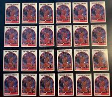 1989-90 Hoops Michael Jordan #200 Lot of 24 Cards