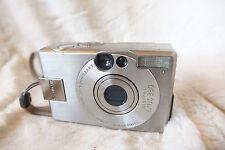 Canon IXUS 330/PowerShot Digital ELPH S330 2.0 MP Digitalkamera-Metallic...