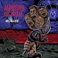 MASTERS OF METAL-TRIBUTE TO METALLICA (LP)   VINYL LP NEU