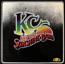 KC & The Sunshine Band - KC & The Sunshine Band (LP) (G+/G-VG)