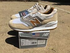 New Balance 997 x J Crew Cortado *DS* Limited Edition Sz 9.5  M997JC3 fieg 998