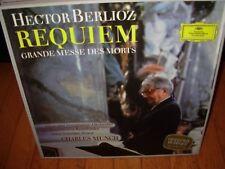 MUNCH / BERLIOZ requiem ( classical ) 2 lp box dgg