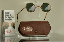 Excellent: Bausch & Lomb Ray Ban Cheyenne W1748 Lennon, BL Vintage