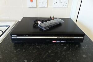 Upgraded Multireg Sony RDR-HXD870 500GB HDD DVD Recorder With Freeview HDMI USB