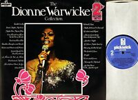 DIONNE WARWICK the dionne warwick collection PDA 001 uk DOUBLE LP PS EX-/EX