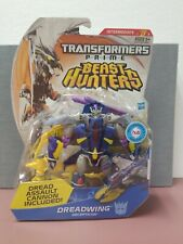 DREADWING Transformers Prime Beast Hunters Deluxe Class Figure #11 Series 2 2013