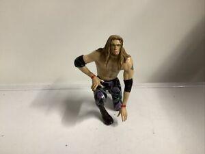 """Wwf Wwe Edge  Fatal 4 Way Action Figure 2002 Jakks 5"""""""
