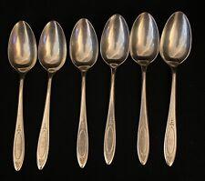 Community Oneida Silverplate Adam Tablespoons