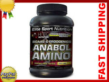 AMINO ANABOL PROFESSIONALE 200 pillole BCAA & ERGOGENICHE AMINOACIDI HI TEC PEAK