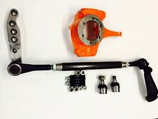 GM/CHEVY DANA 44 COMPLETE 1-TON CROSSOVER HIGH STEER KIT-W/ KNUCKLE