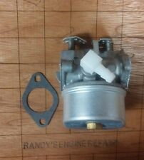 Genuine OEM Carburetor Tecumseh 640126 fits select TVM195 & TVM220 engines NEW