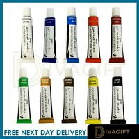 Watercolour Paints Assorted Colours Paint Tube Artist Art Crafts Crafting School