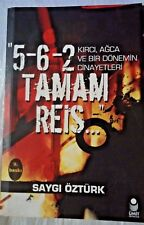 5-6-2 tamam reis Turkce in Turkish free shipping from USA