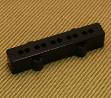 004-8734-000 (1) Genuine Fender Black 5-String Jazz V Bass Bridge Pickup Cover