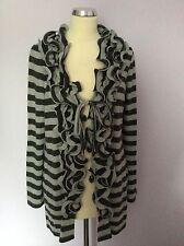 Per Una V Neck Striped Jumpers & Cardigans for Women