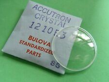 Perfect Accutron 1210 E3 Crystal,genuine new old stock watch repair part