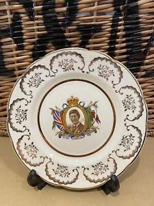 vintage Investirure Caernarven Castle Plate 1969