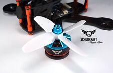 3030x4 SCHUBKRAFT Racing Propeller FPV Ultra Haltbar Props DAL HQ Naze32 Weiß