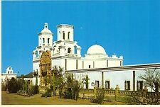 San Xavier Del Bac, Near Tucson AZ Postcard