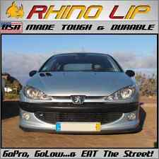 Peugeot 106 107 108 2008 205 206 207 208 301 RhinoLip® Rubber Chin Lip Edge Trim