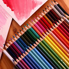 48 Pcs Colored Water-Color Drawing Pencils Set Faber-Castell+SHARPENER+Brush