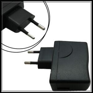 Original Huawei P20 P30 Pro Lite Black 2 PIN Charger Plug Output 5.0V / 1.0A