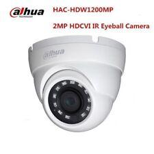 "Dahua HAC-HDW1200M 2MP HDCVI IR30M Eyeball Metal Camera 3.6mm IP67 1/2.7"" CMOS"