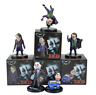 SET 5 FIGURAS The Joker Batman The Dark Knight 5cm. en CAJA