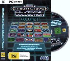 Sega Mega Drive Classic Collection Volume 1 PC Game
