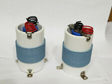 Dynaco 120 amplifier output capacitors replacement kit