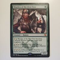 Warden of the First Tree Fate Reforged HEAVILY PLD Mythic Rare CARD ABUGames