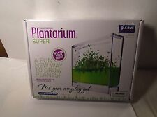 NEW GLOBUS THE ORIGINAL PLANTARIUM SUPER EDUCATIONAL KIT FOR KIDS GROWING PLANTS