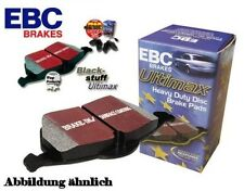 EBC BlackStuff Bremsbeläge Hinterachse DP311