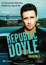Republic of Doyle: Season 2 - New/Sealed 3-Disc DVD Set