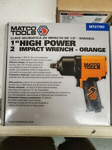 Matco Tools 1/2 Inch Impact Wrench