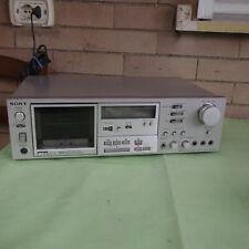 Sony TCK 81 cassette deck