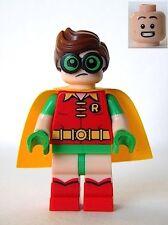 LEGO ROBIN Minifigure Green Goggles 70912 Arkham Asylam Batman Movie New