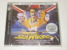 ROY BUDD/THE SEA WOLVES - ORIGINAL SOUNDTRACK(CINEPHILE CIN CD 023) CD ALBUM