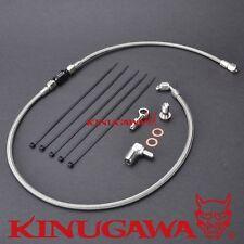 Kinugawa Evo 9 Oil Filter Housing Feed Line Kit
