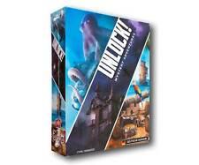 Unlock! Mystery Adventures - neu dt. ovp - 60 Minuten Escape Room als Brettspiel