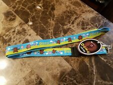 Buy A Lollipop Domo Lanyard I.D Key Holder Get A FREE Key Chain & Key Cover